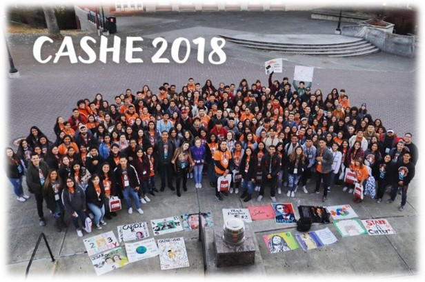 Group Photo of all CASHE participants